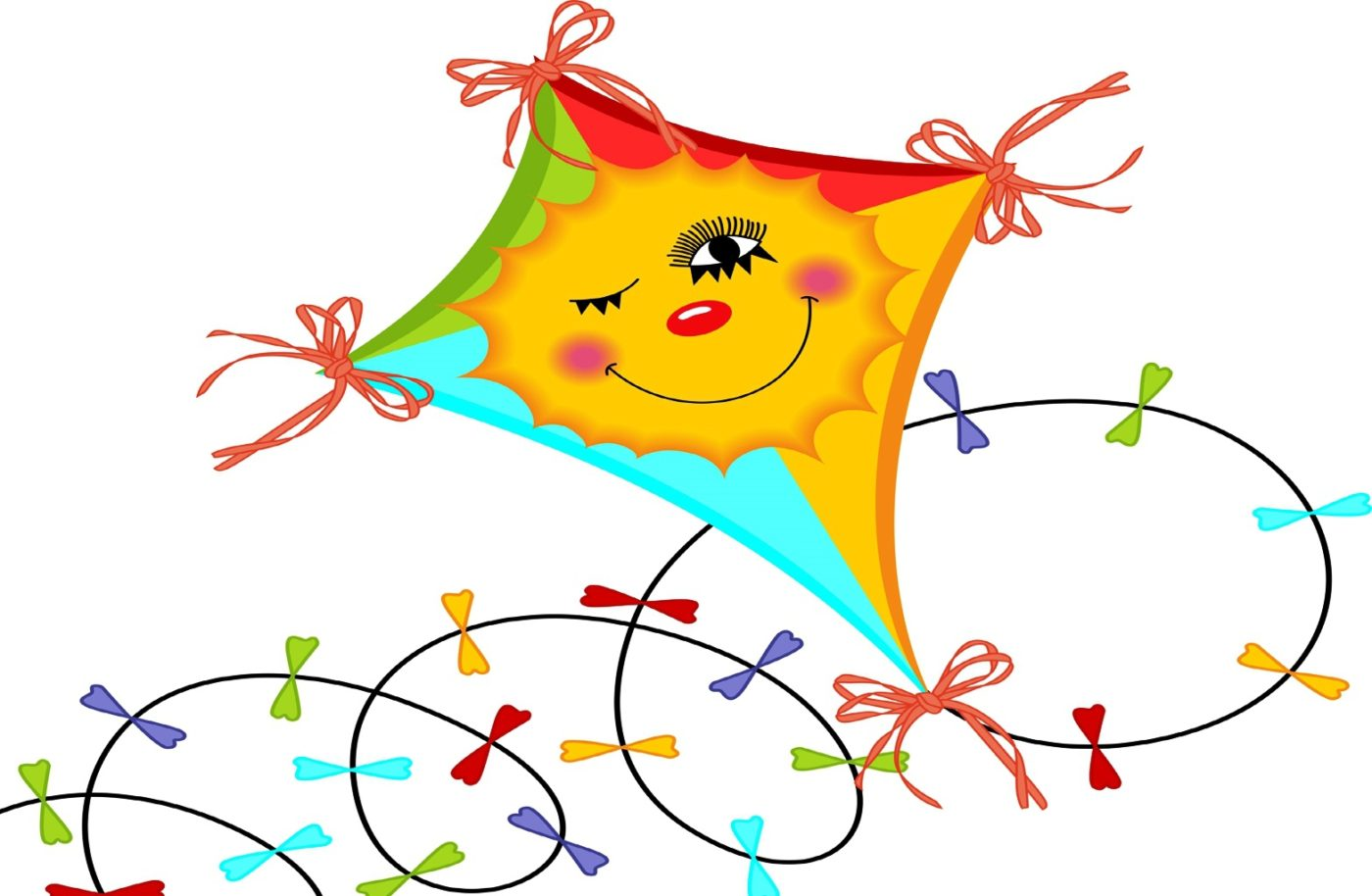 happy-kite-flying-day-with-funny-kites
